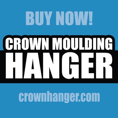Crownhangerlogo Hanging Tv On Wall Diy Crown Molding Moldings