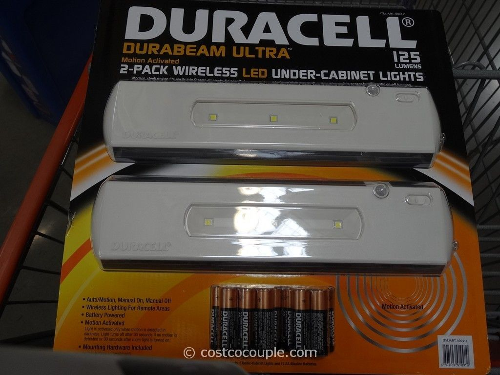 High Quality Led Under Cabinet Lights Battery Powered