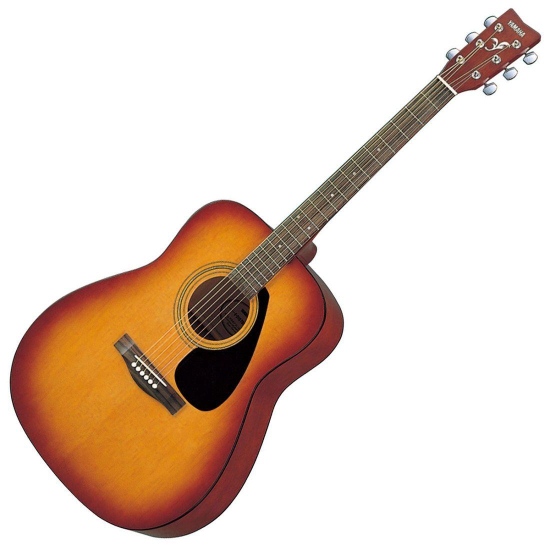 Yamaha F310 Acoustic Guitar Tobacco Sunburst Yamaha Guitar Guitar Tuners Yamaha F310