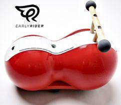 Early Rider Spherovelo Red