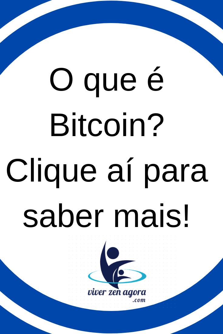 o que é bitcoin como funciona