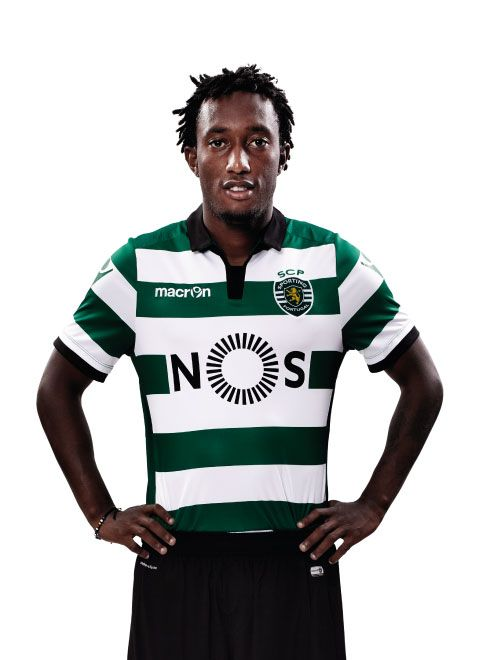 Gelson Martins, forward/attacking midfielder, Sporting Lisbon