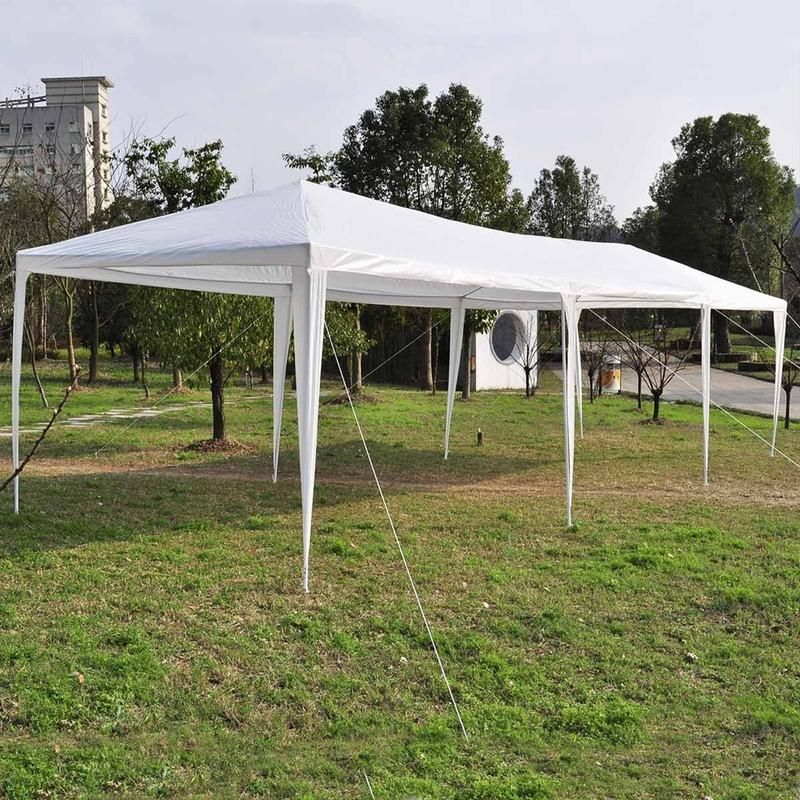 10 X30 Canopy Party Wedding Outdoor Tent Gazebo Pavilion Crosslinks Outdoor Tent Gazebo Outdoor