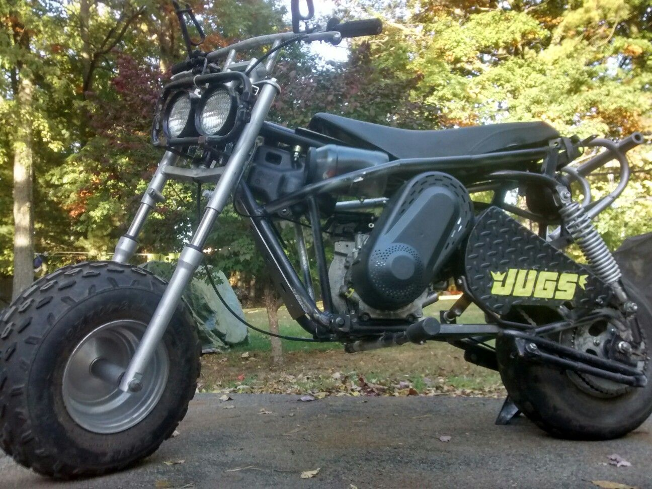Modded Baja Warrior Phattys Pinterest Mini Bike Minibike