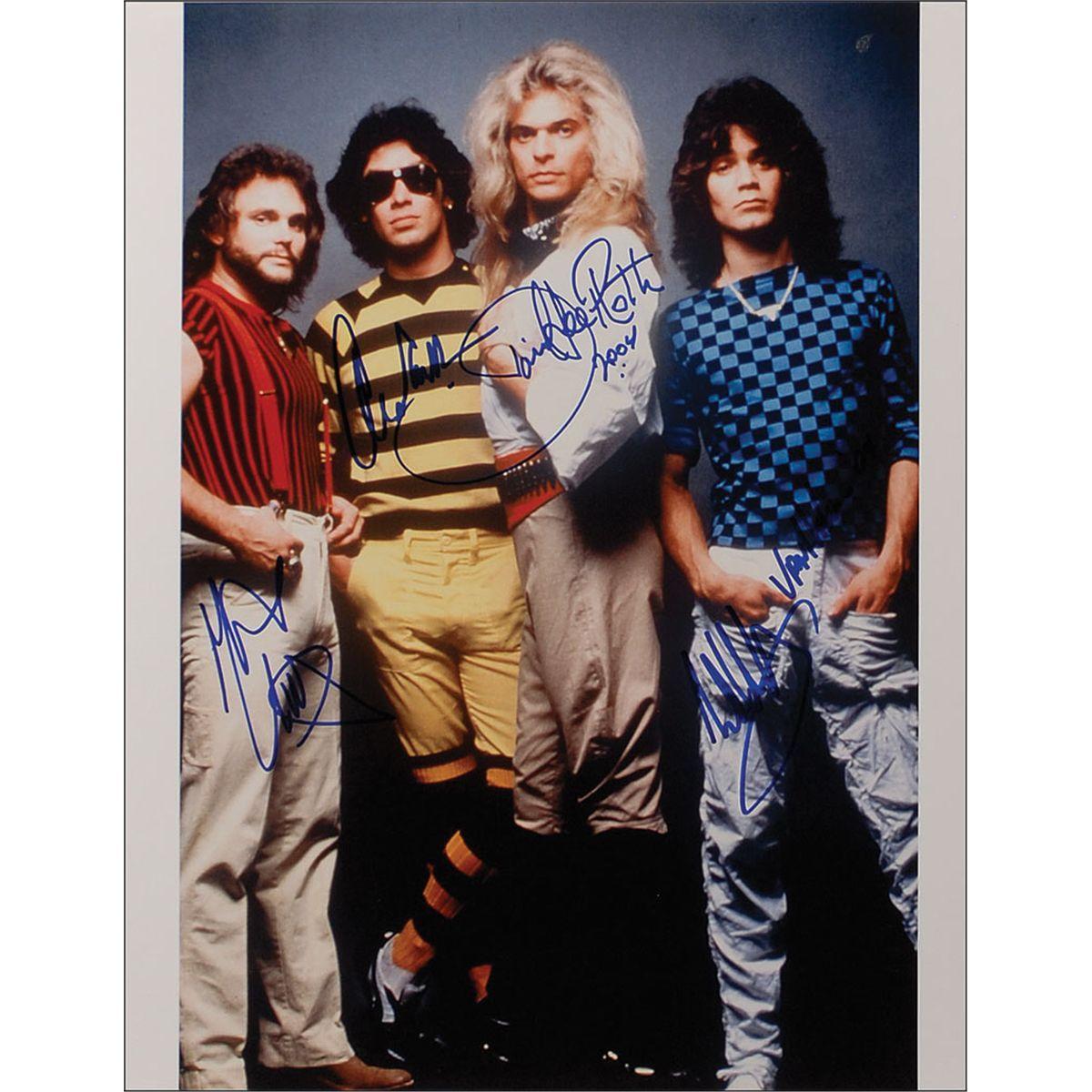 Van Halen Van Halen Eddie Van Halen Van Halen 5150