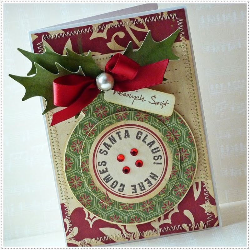 ornament card...: CosmoCricket