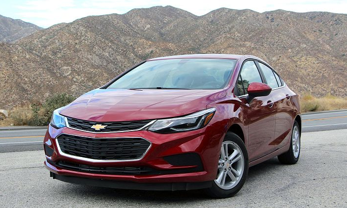 2020 Chevy Cruze Review Price And Colors