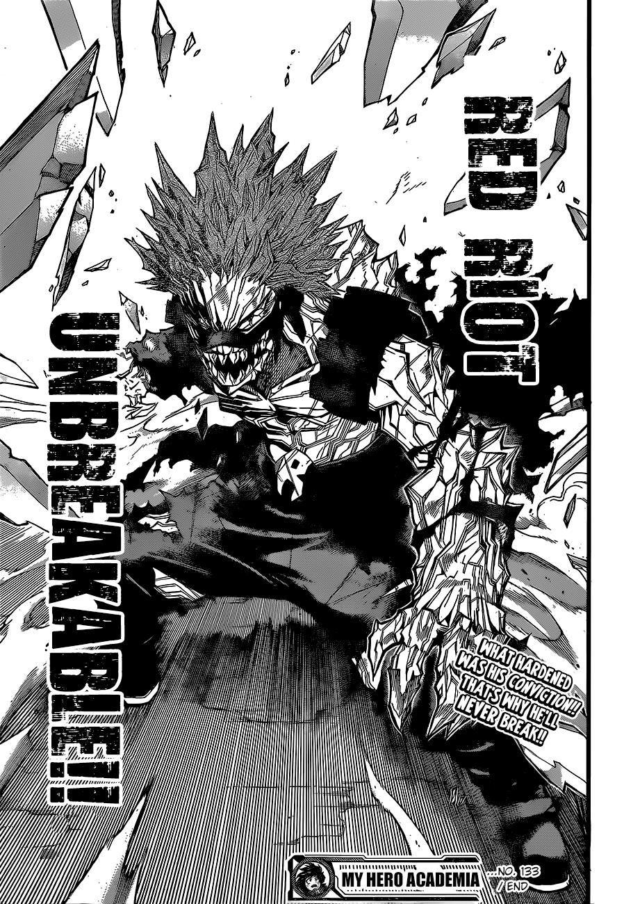 Read Manga Boku No Hero Academia 133 Online In High Quality Hero