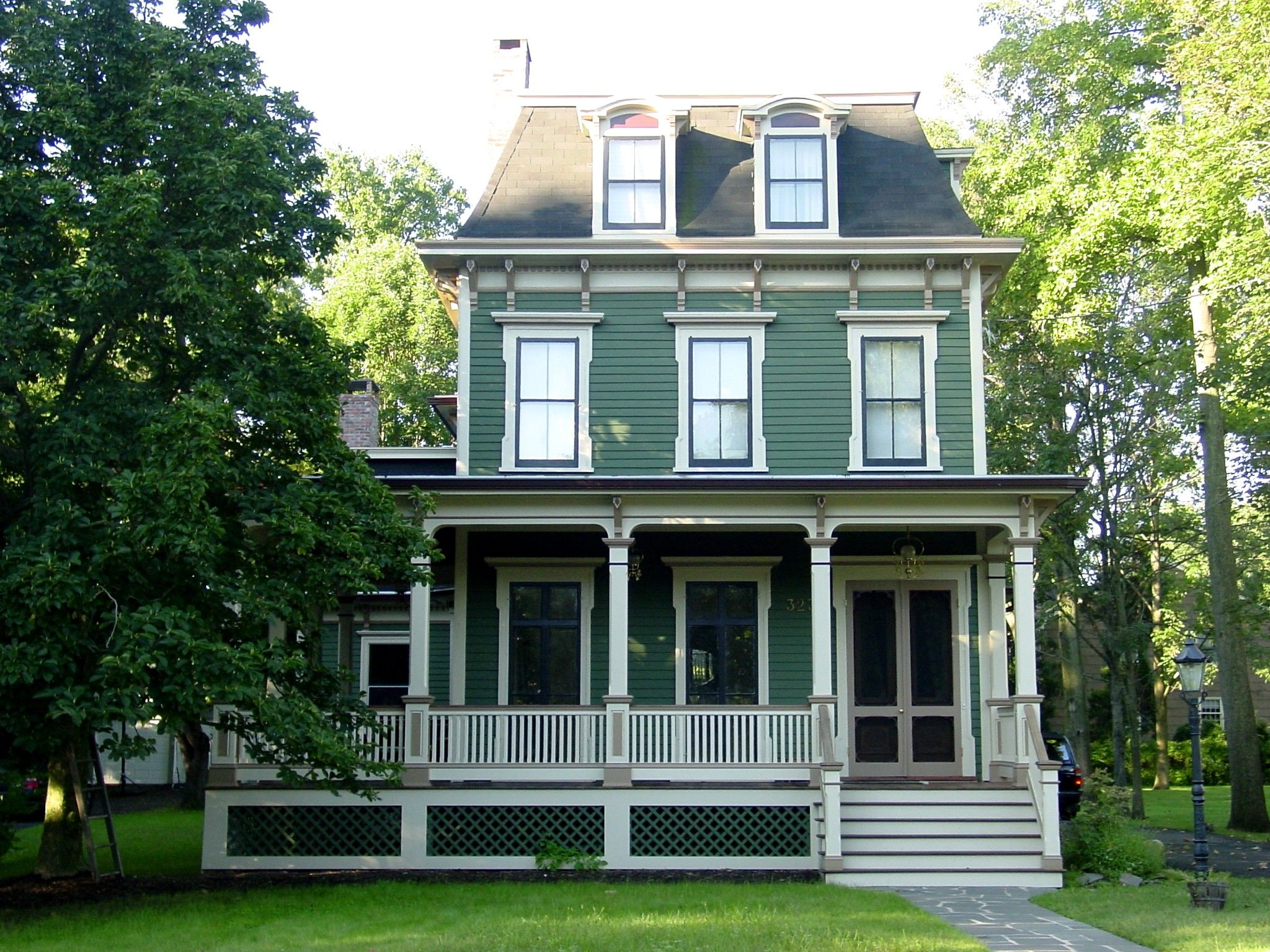 46++ Historic house colors exterior info