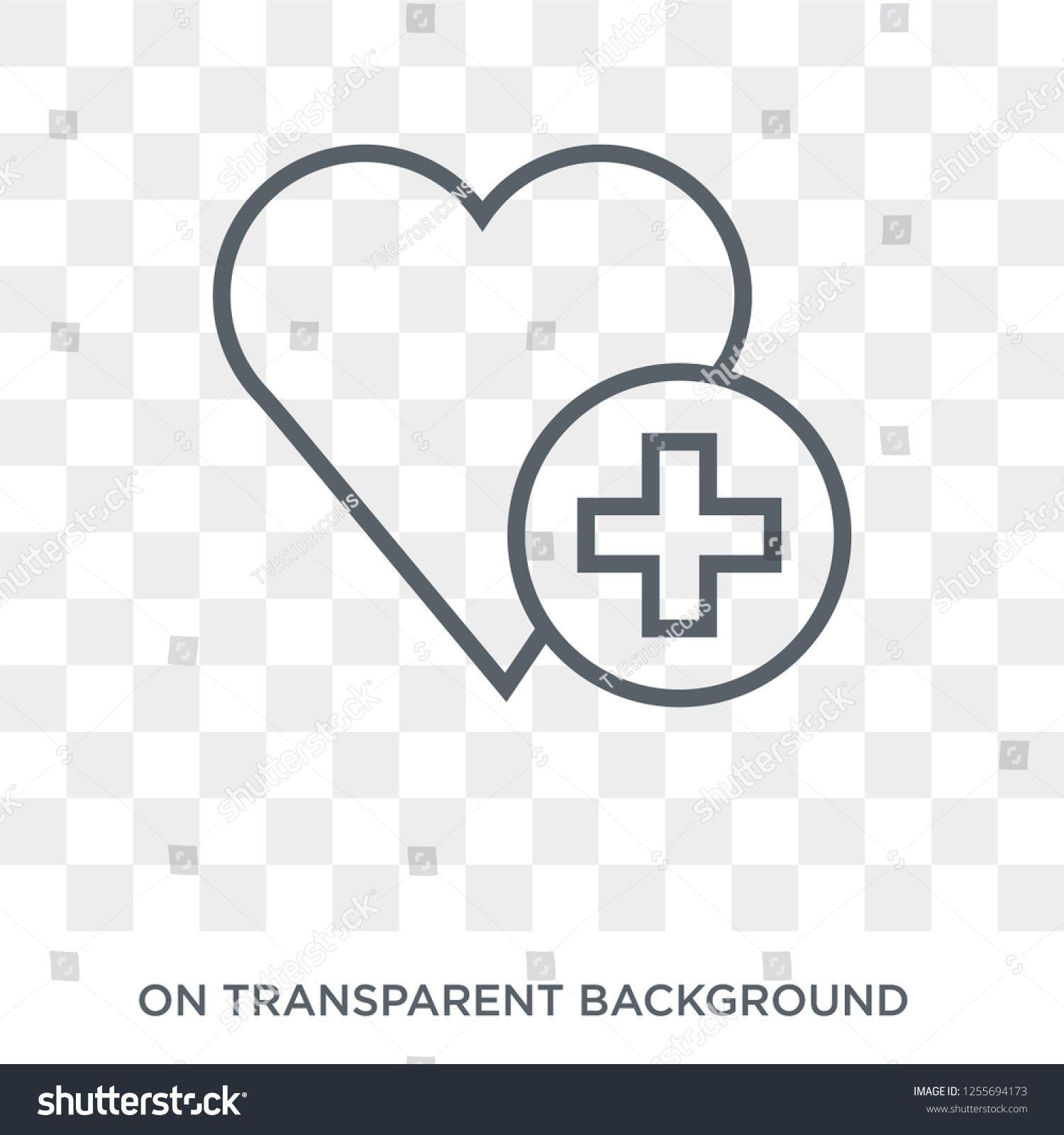 Healthcare icon. Trendy flat vector Healthcare icon on