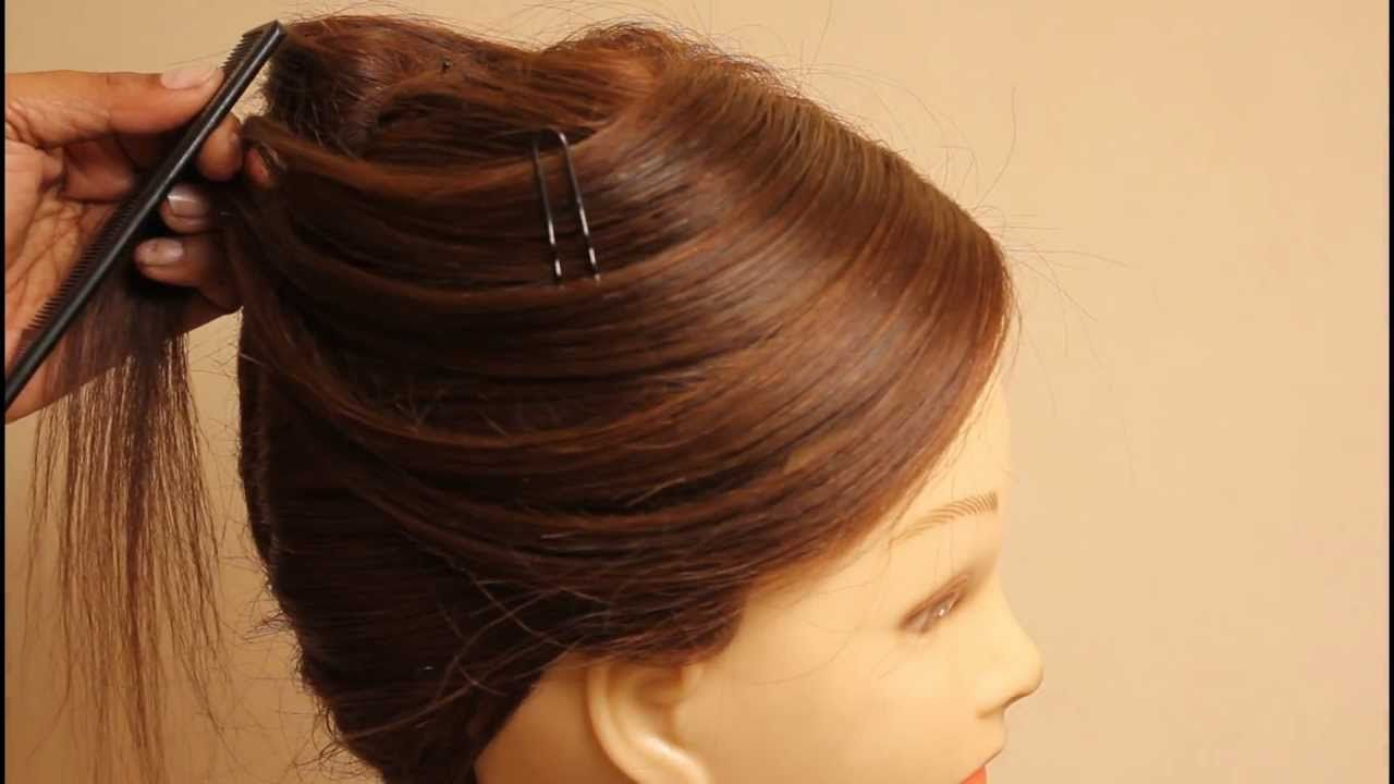 french knot hairstyles by estherkinder | hair-styling | prom