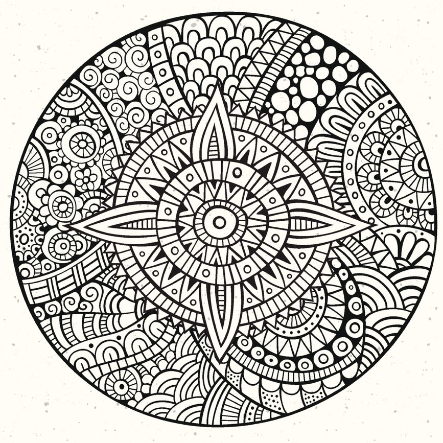 Todo sobre decoraci n mandala te encantar saberlo for Mandalas de decoracion para pared
