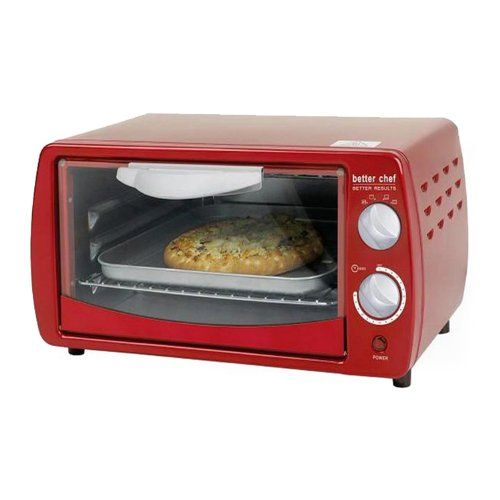 Better Chef Im 268r Classic Red 9 Liter Toaster Oven Bett Http Www Amazon Com Dp B007yj6s8s Ref Cm Sw R Pi Dp 0ctpxb14envn9