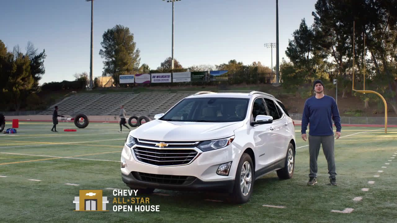 Chevrolet 2019 Chevy Equinox Open House Ad Commercial On Tv