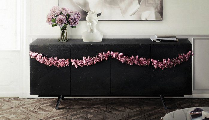 Majestic Sideboard By Boca do Lobo , brand that will exhibit at ...