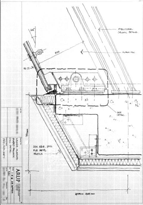 Arup Facade Detail Construction Drawings Facade