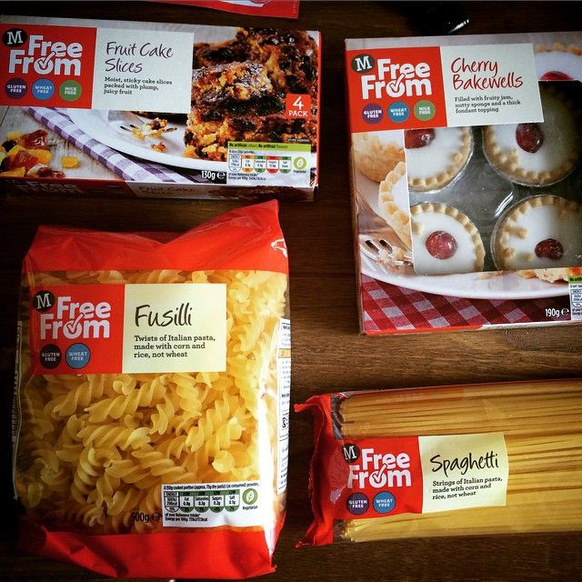 Anyone tried any of these #FreeFrom products from @morrisons ? I thought the pasta was quite good! #GlutenFree