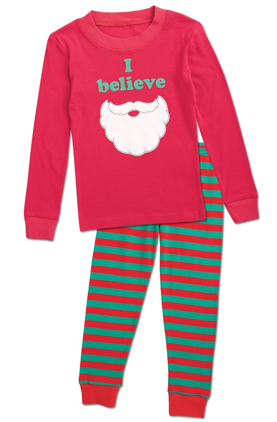 From CWDkids  I Believe Pajamas Family Christmas Pajamas fae020b6b