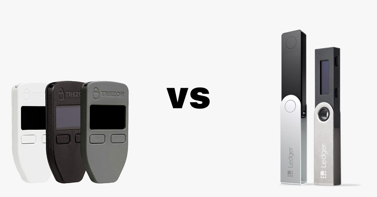 Trezor vs Ledger Which Crypto Wallet Is Best? Best