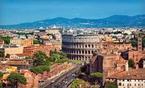 Italian Vacation With Airfare Rome Cool Places To Visit Rome