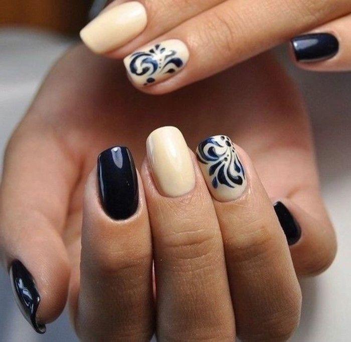 Les tendances chez la déco ongles! 62 variantes en photos! | Ongles facile, Ongles, Deco ongles ...