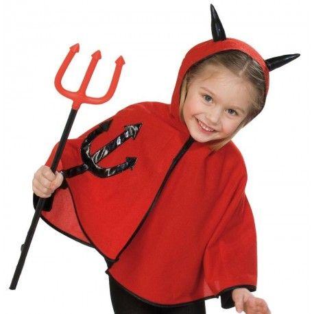 acb8644793b Déguisement cape diable enfant   achat Déguisements Halloween ...