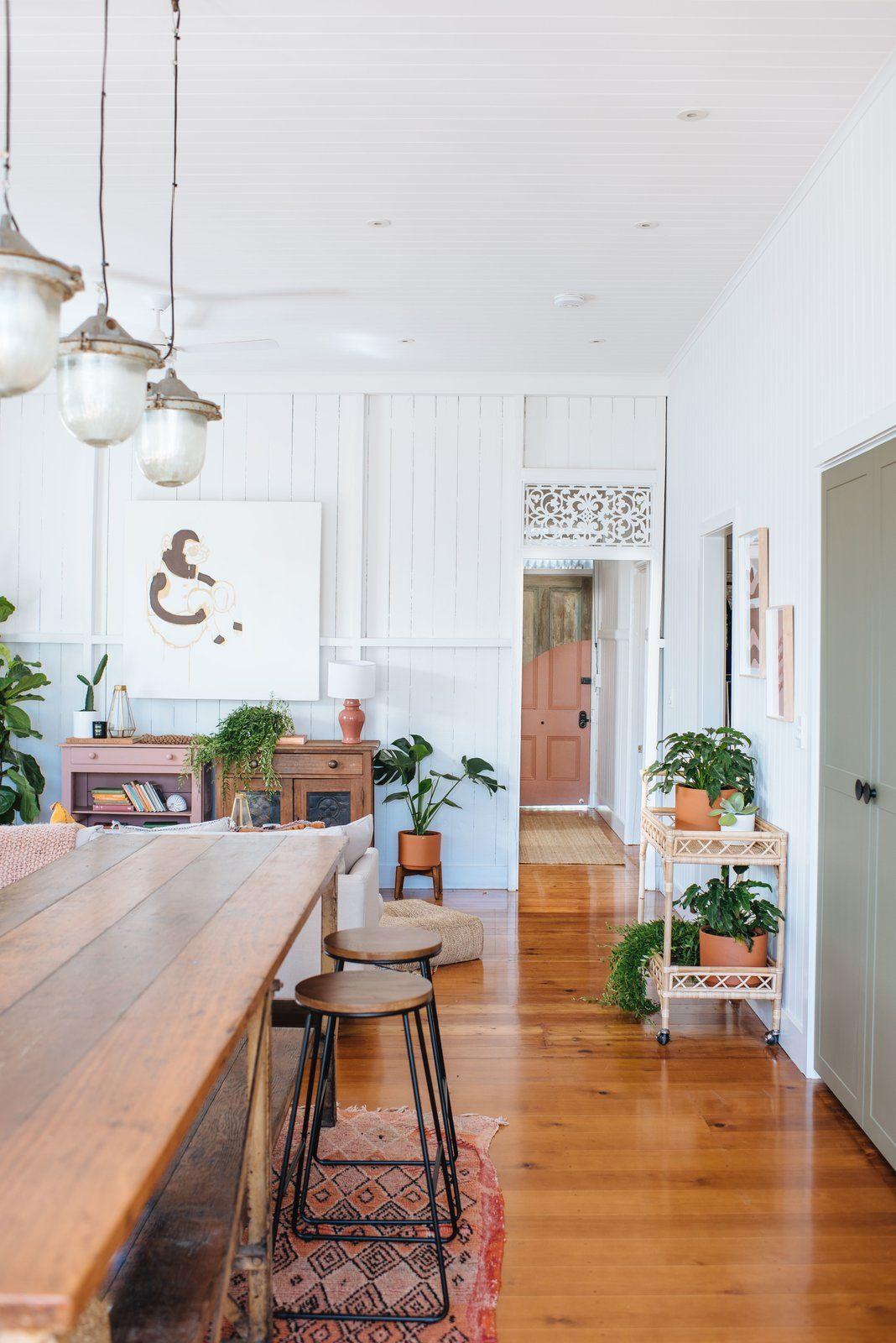 A Rundown Brisbane Cottage Turns Into a Ravishing, Modern