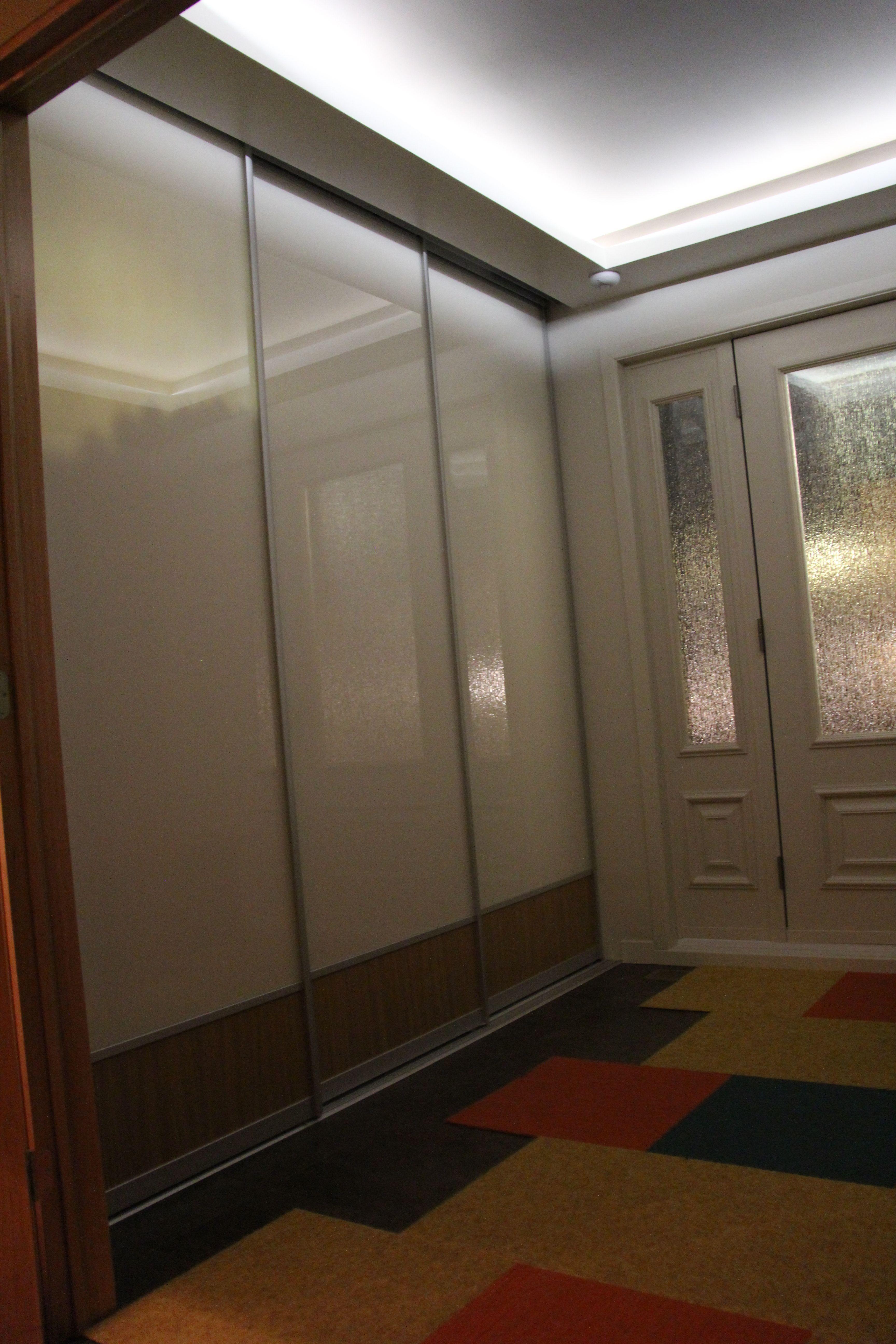 Vestibule Large Sliding Closet Doors Interiordesign