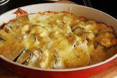Photo of Zucchini-Kartoffel-Auflauf mit Knoblauch von mimamutti | Chefkoch