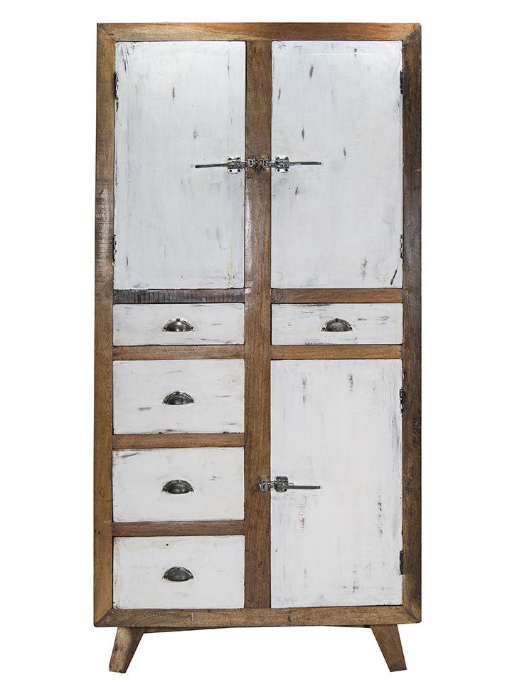 Im genes del armario auxiliar decapado saki furniture - Restaurar armario ...