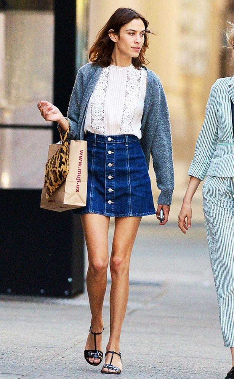 40 Inspiradoras Imu00e1genes Para Usar Mini Falda   Mini faldas Falda y Mujer de hoy