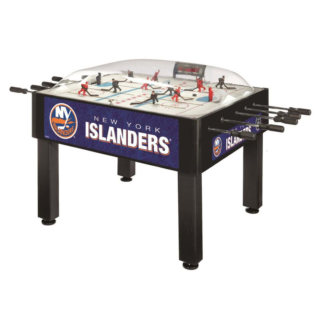New York Islanders Dome Hockey Game Table (With images