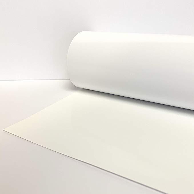 Amazon Com Thermoflex Stretch White 15 Roll Of Iron On Heat Transfer Vinyl Htv 10 Feet Heat Transfer Vinyl Vinyl Htv