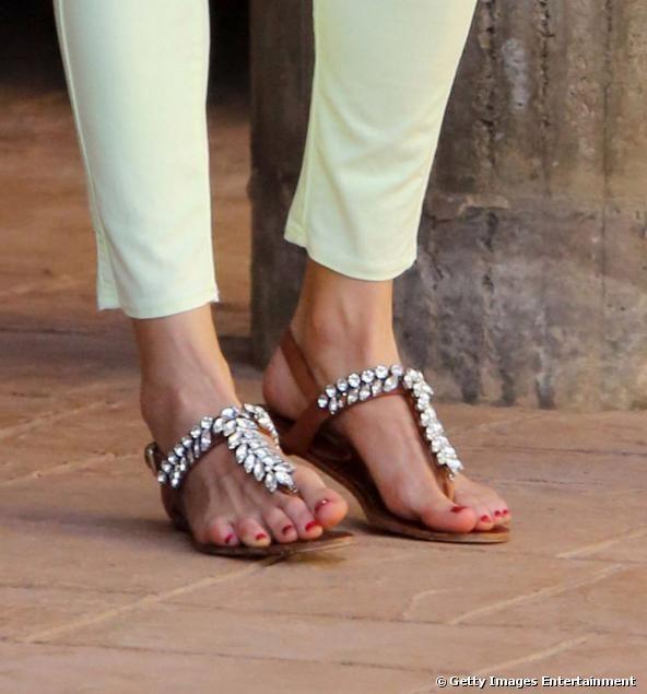 Las sandalias de verano de Letizia Ortiz han causado furor