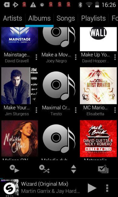 Best Free Music Player and Organizer for Android (With