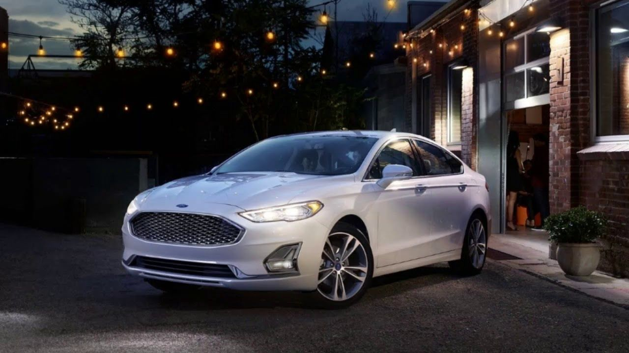 2019 Ford Fusion at StateWide Ford Lincoln Serving Fort