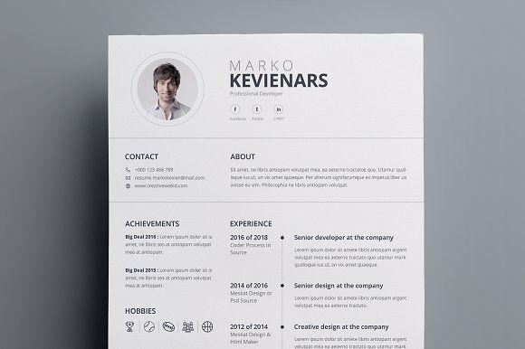 resume templates design resume creativework247 fonts graphics themes templates