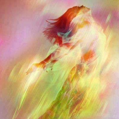 Fresh fire   Prophetic art, Spiritual art, Art