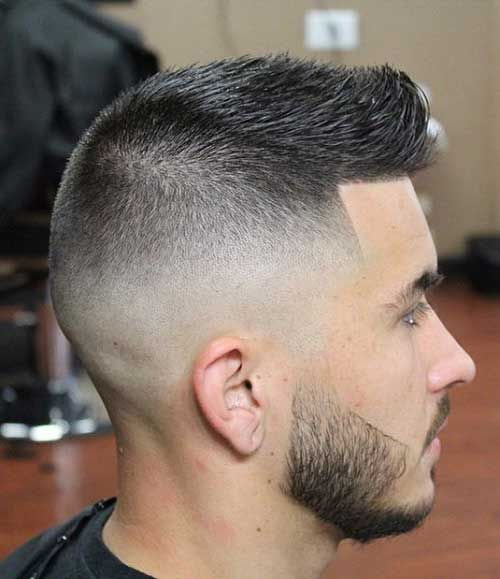 Ete Incroyable Style De Coupes De Cheveux Pour Hommes Mens Haircuts Fade High And Tight Haircut Haircuts For Men