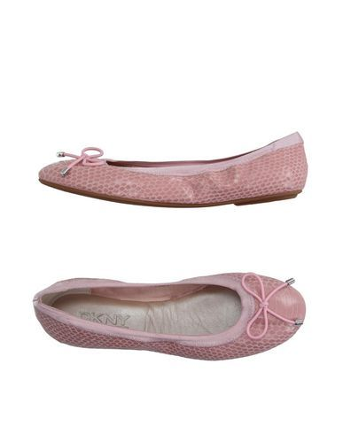 FOOTWEAR - Ballet flats DKNY Perfect Cheap Sale U91fNH