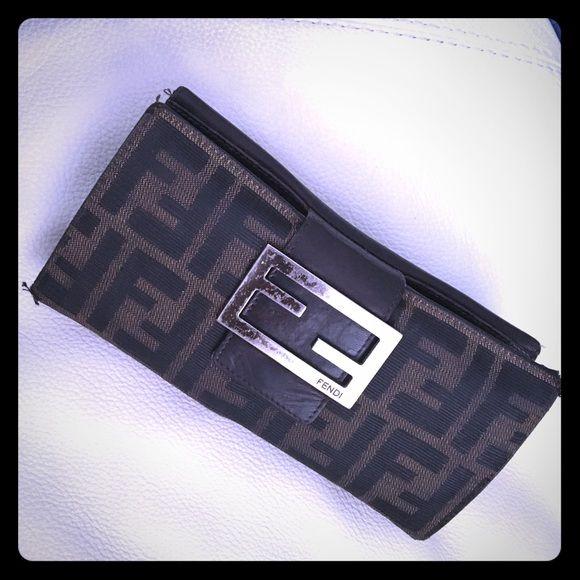 425b59046e89 Vintage Fendi wallet Vintage authentic Fendi wallet. Used but Rare  ) FENDI  Bags Wallets