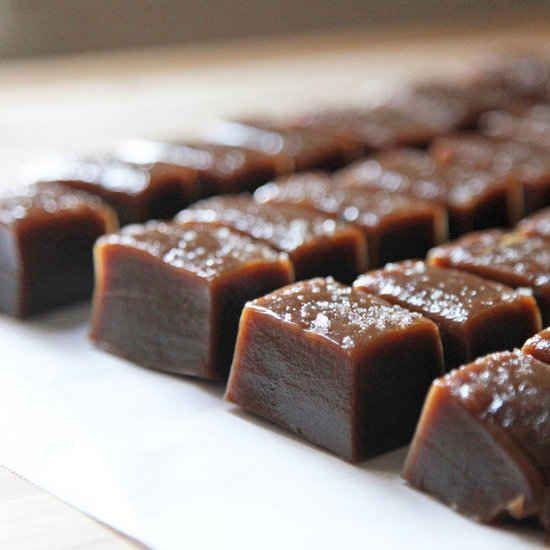 Salted Chai Caramels #STORETS #Inspiration #Food