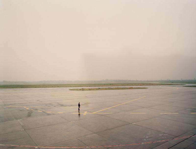 "ANDREAS GURSKY ""Dusseldorf Flughafen II"""