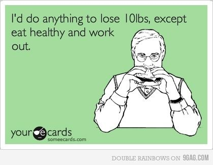 I don't blame myself for gaining weight. I blame carbs for tasting so good.
