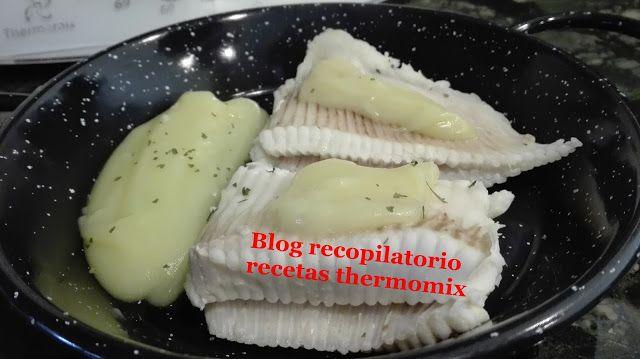 Recopilatorio de recetas thermomix: Raya con Alioli Thermomix