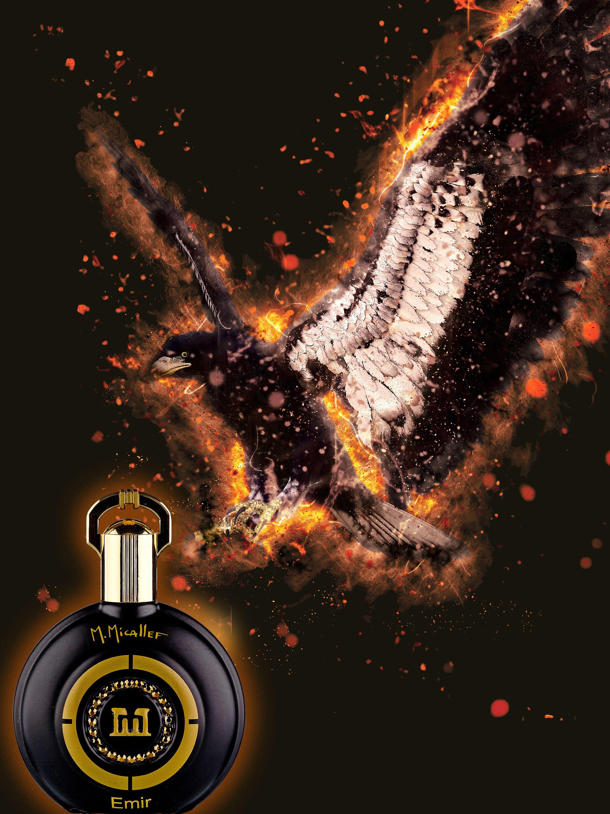 Emir Par Mmicallef Luxe Parfum Niche Grasse Homme Perfume Parfum