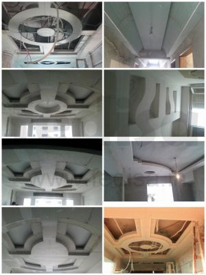 Ceiling design for living room COLLECTION ONE Pinterest