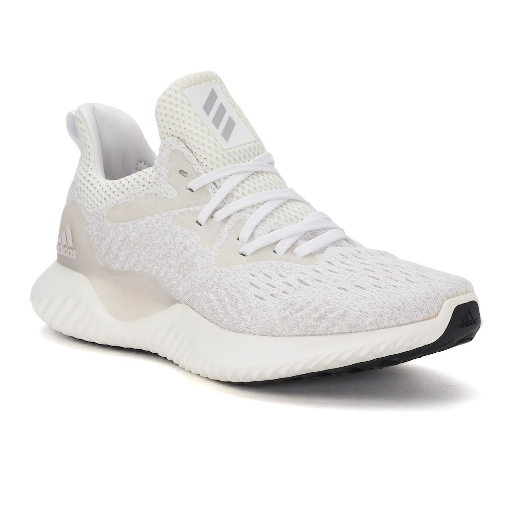 new product 1333c 912e8 Adidas Alphabounce Beyond Women s Running Shoes, Size  11, White