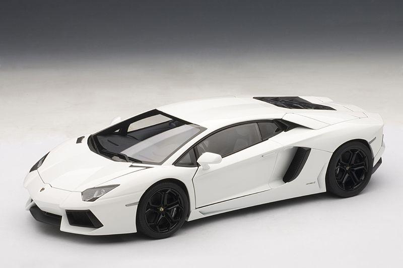 AUTOart Lamborghini Aventador registry - AUTOart | UT Models ...