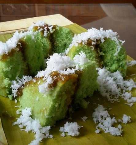 Resep Kue Putu Terigu Oleh Fathima Huriyya Resep Ide Makanan Makanan Resep Makanan Penutup